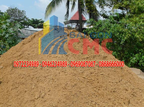 Bảng báo giá cát bê tông sàng