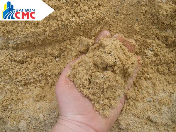 Phân loại cát trong xây dựng - SÀI GÒN CMC