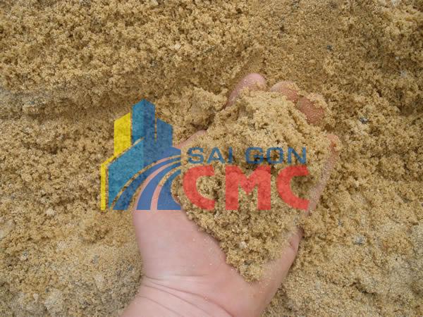Hướng dẫn chọn cát trong xây dựng