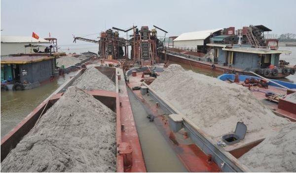 Giá cát xây dựng : xây tô, cát bê tông Call: 0868 666 000