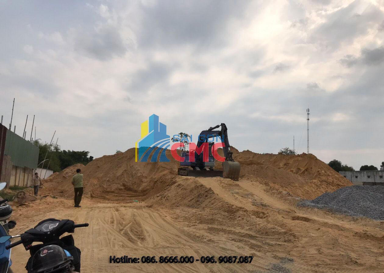 Công ty Sài Gòn CMC cung cấp giá cát xây dựng hôm nay - - SÀI GÒN CMC
