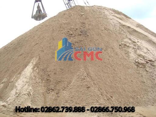 Lựa chọn cát xây tô thích hợp cho công trình - - SÀI GÒN CMC