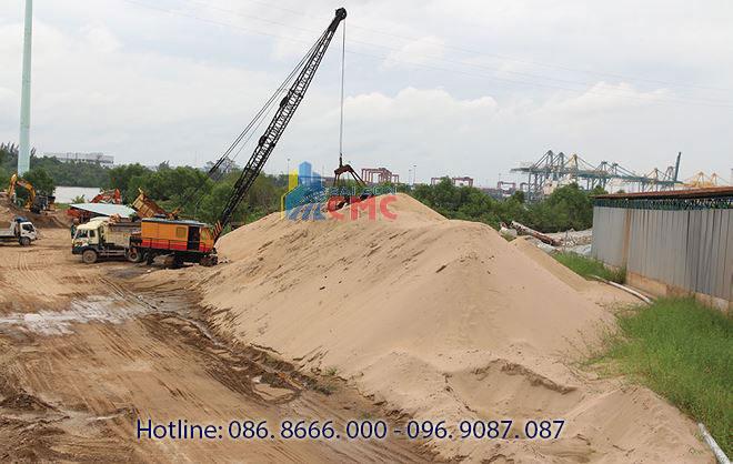Rất nhiều nước trên thế giới đang sử dụng cát nhân tạo vì cát xây ...