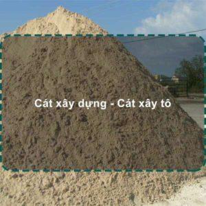 cát xây dựng | cát xây tô