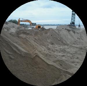 cát xây dựng bao nhiêu 1 khối