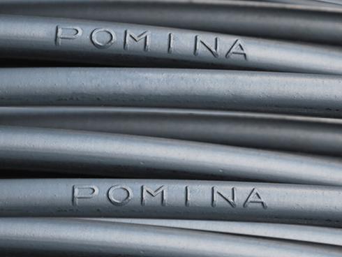 dấu hiệu nhận biết thép cuộn pomina